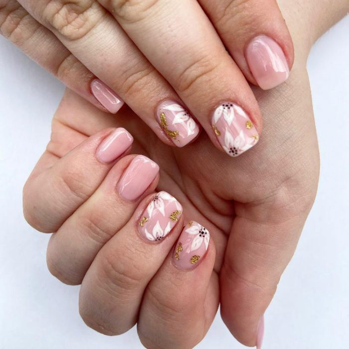 Brush on Gel Cover Pink (Hands)