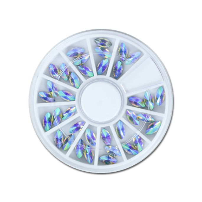 Oval Unicorn Diamante