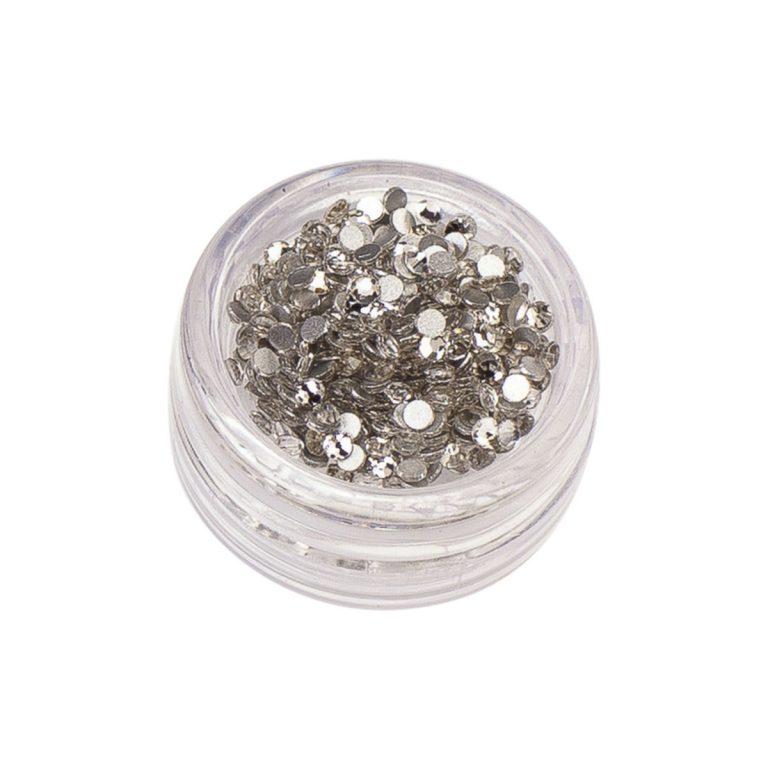 Silver Swarovski Crystals