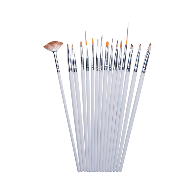 15 pc Brush Set