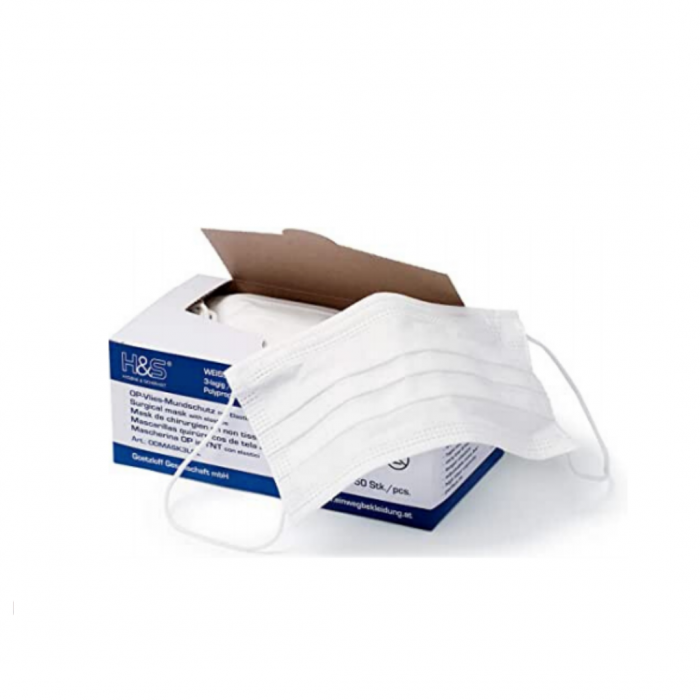 3 Ply Reusable Mask (50/Pack)